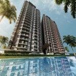 Buyers of E'Island can choose from a total of 1,140 units and 13 different designs.