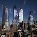 NYC Mayor Glass Skyscrapers