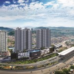 Located in the matured neighbourhood of Cheras 9th Mile, You City III registers a gross development value of RM488mil.