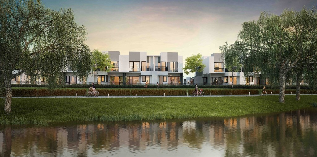 Sunway Iskandar CEO Gerard Soosay attributed the success of Sunway Citrine Lakehomes to the community's interest in Sunway Iskandar and its close proximity to Singapore.