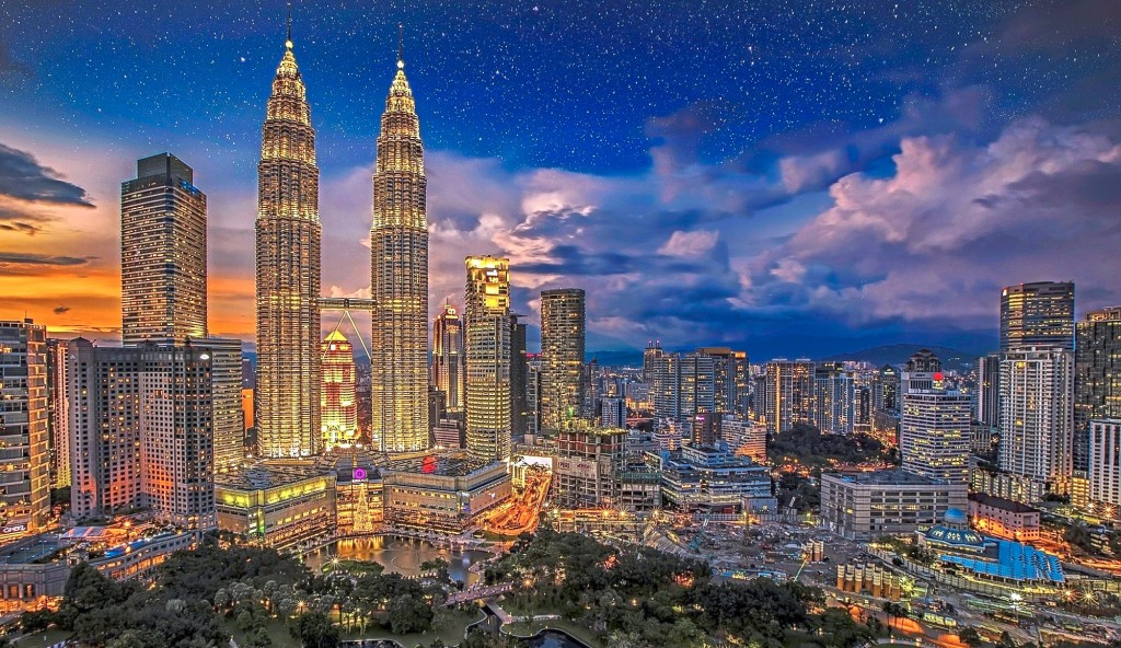 How will KL's skyline change in the future?