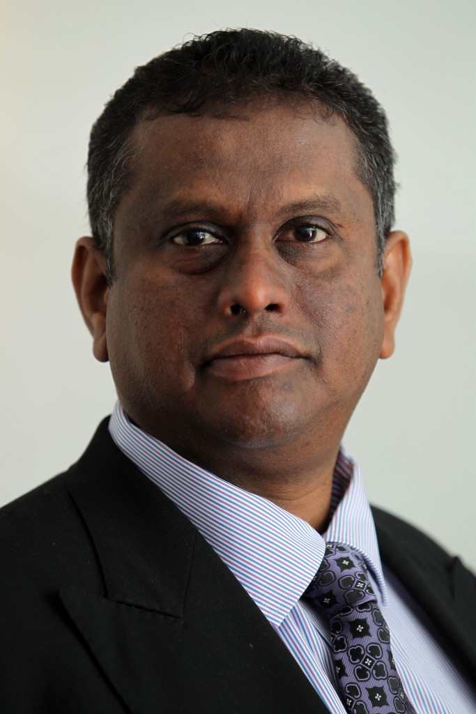 Sarkunan said the residential market will bottom out but it will take some time for significant improvement to happen.