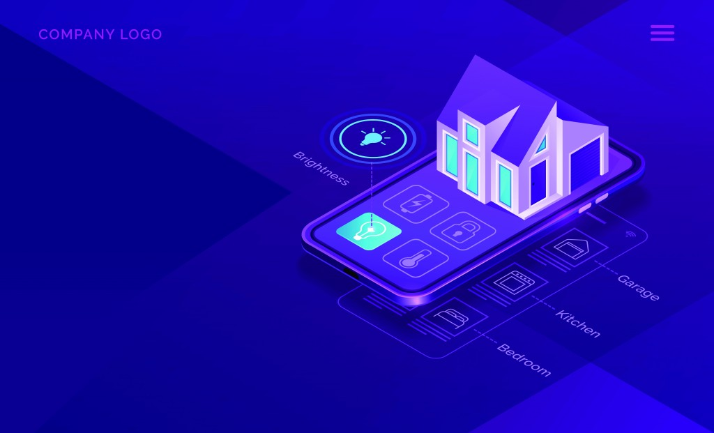 Depending on features, the latest smart home technology can notify owners via phone when an unauthorised entry occurs in the house, with the available option of calling in the authorities.