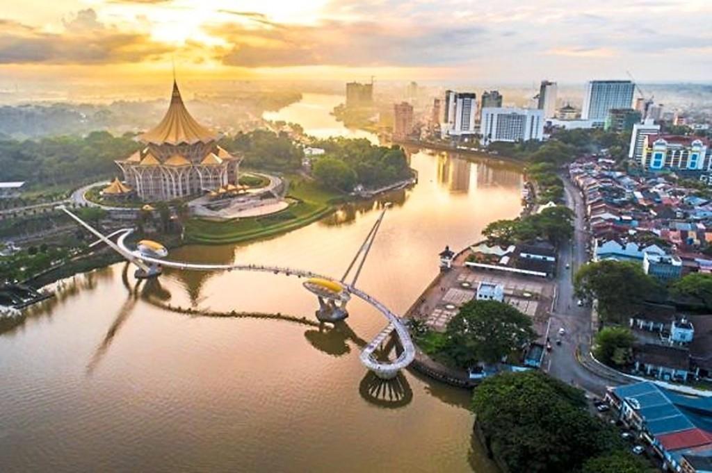 Photo of Kuching.