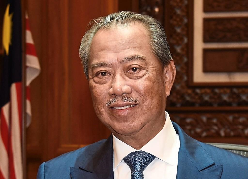Malaysia's new Prime Minister Muhyiddin Yassin