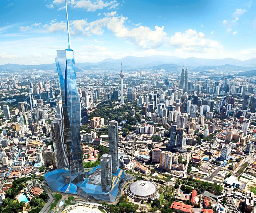 New buildings like the Merdeka 118 tower can help to accelerate the pace of sustainability.