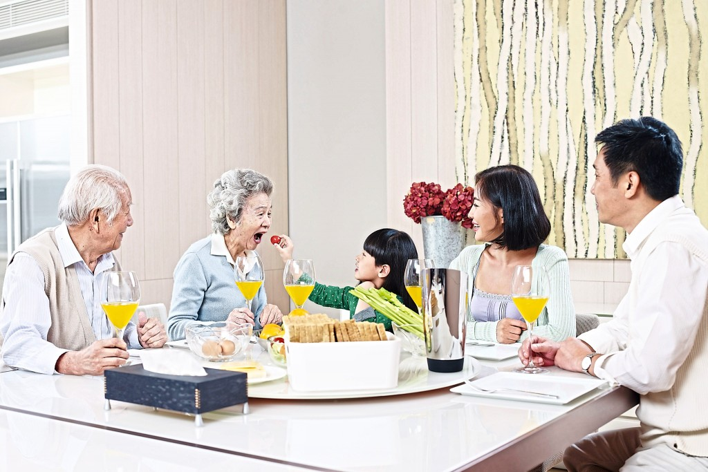 Homes may again shift to become multi-generational ones again where three generations reside under one roof.