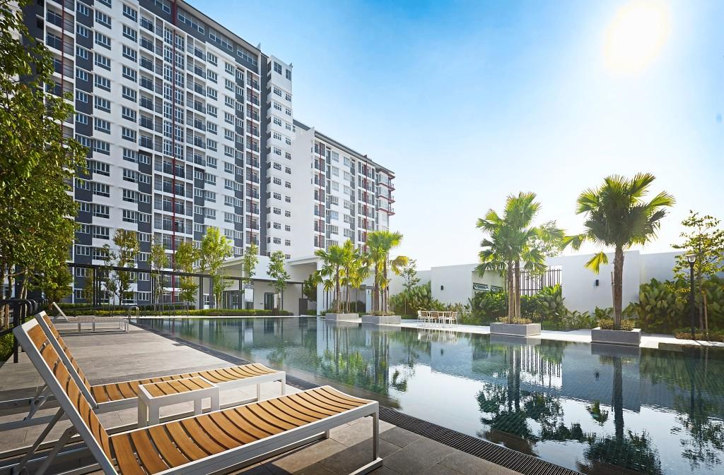 Kalista 2 offers executive living.