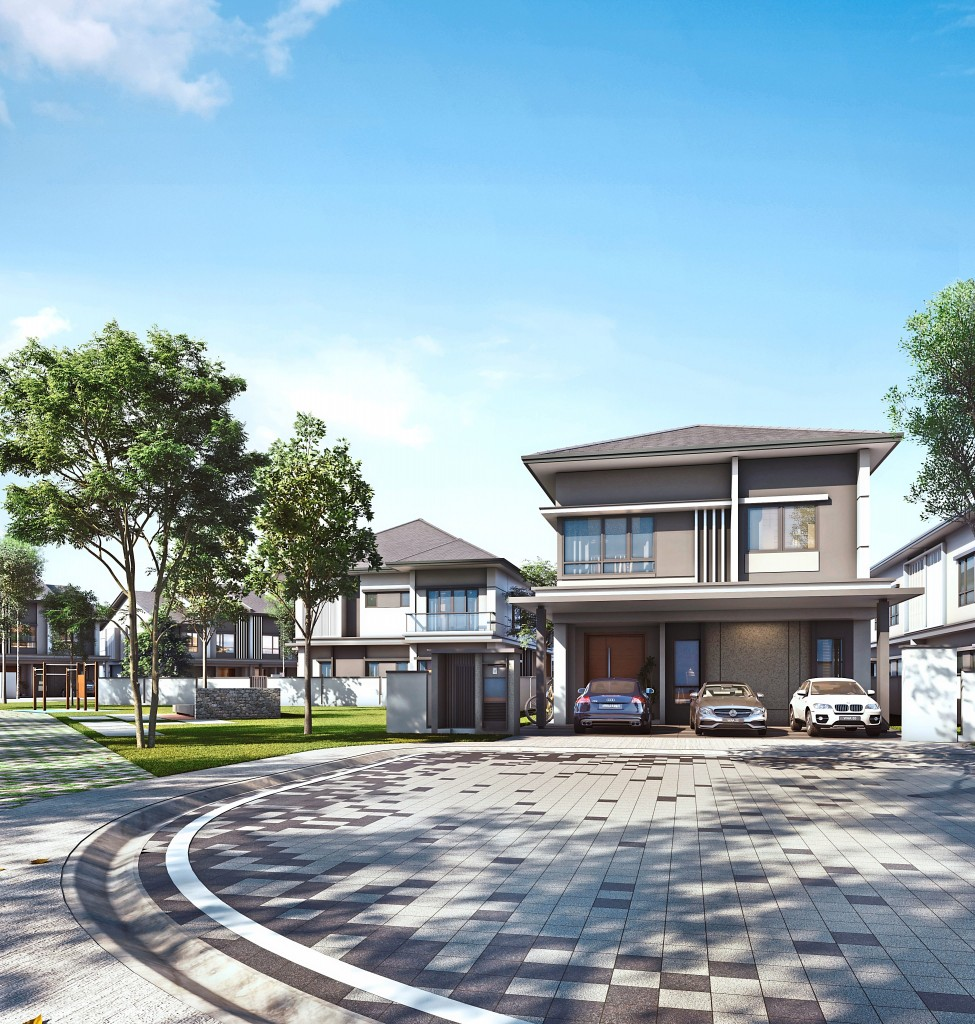 Enjoy bungalowstyle living in these distinctive villas that are designed for multi-generational families.
