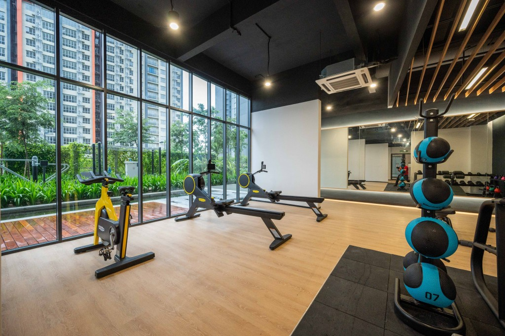 Choice facilities and carefully curated layouts are among the common features at Gravit8.