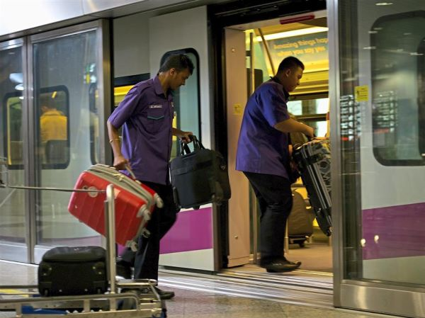 Taking high-speed rail service to greater heights
