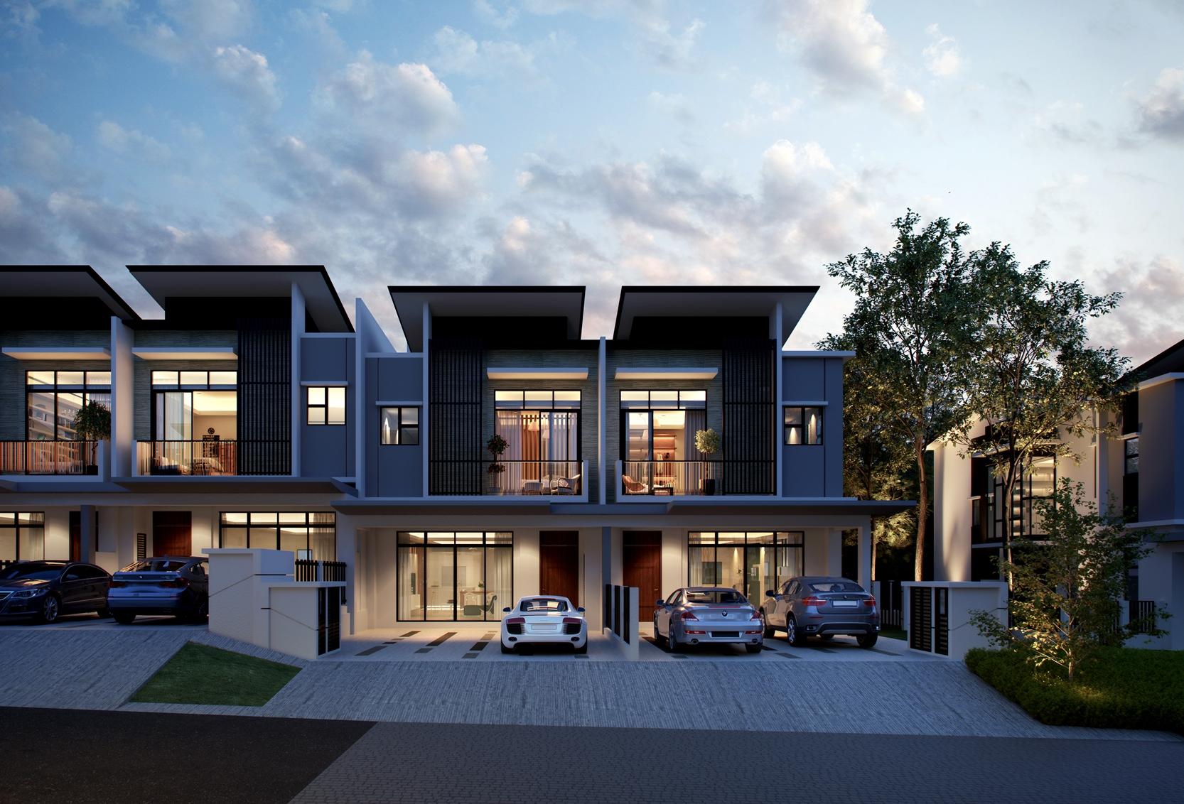 bangi property developer