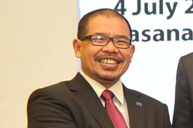 Working together: Nik Mohd Hasyudeen says a central repository is needed to monitor and manage the demand and supply of affordable housing.
