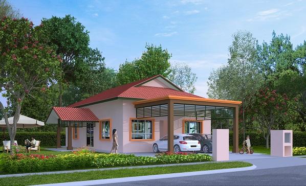 Lot 951, Taman Idaman Murni.