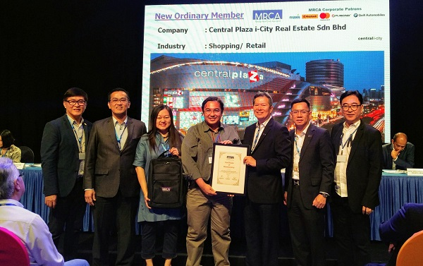 Central i-City: Official member of Malaysia retail chain association