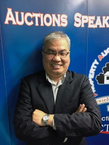 Property Auction House executive director Danny T. F. Loh