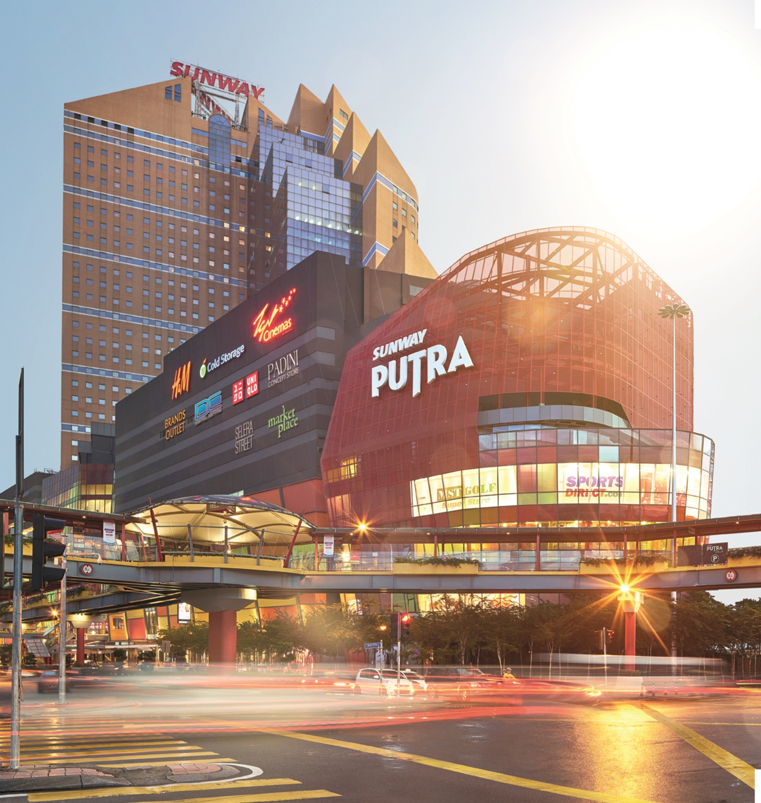 Sunway Putra Mall picks up Best Retail Development award