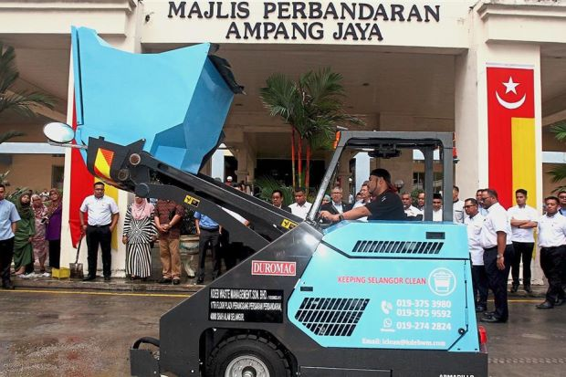 MPAJ inks deal to ensure improved waste management system