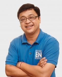 Rehda (Perak) branch chairman Tony Khoo Boon Chuan.
