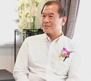 TI Homes managing director Tan Fun Kwai
