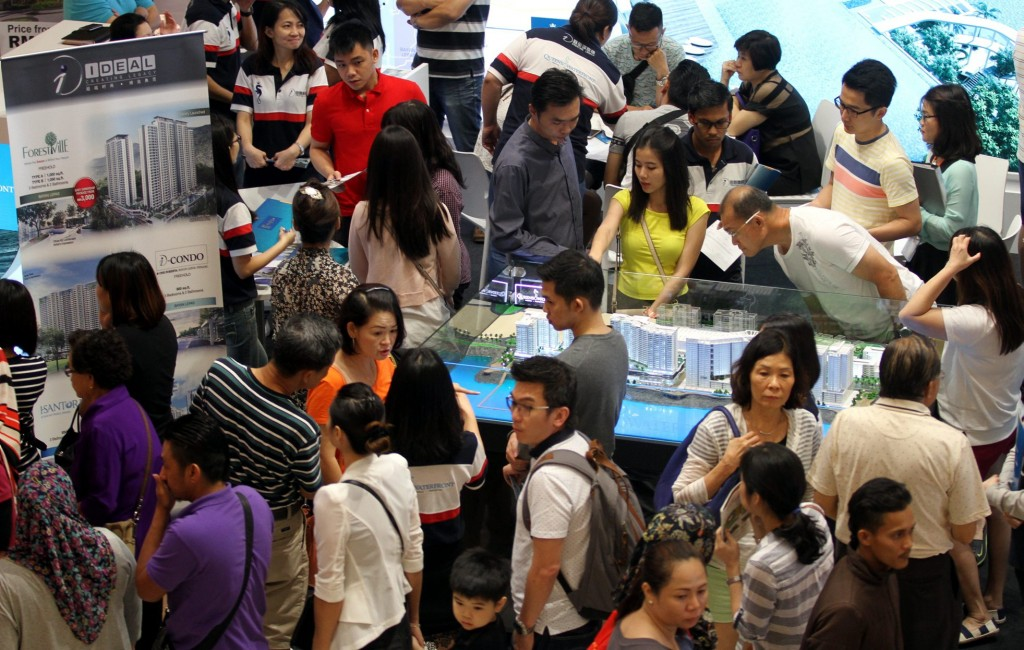 许多发展商把今年的重点投放在槟城,这里的买房热潮比大马其他地区都来的炽热。