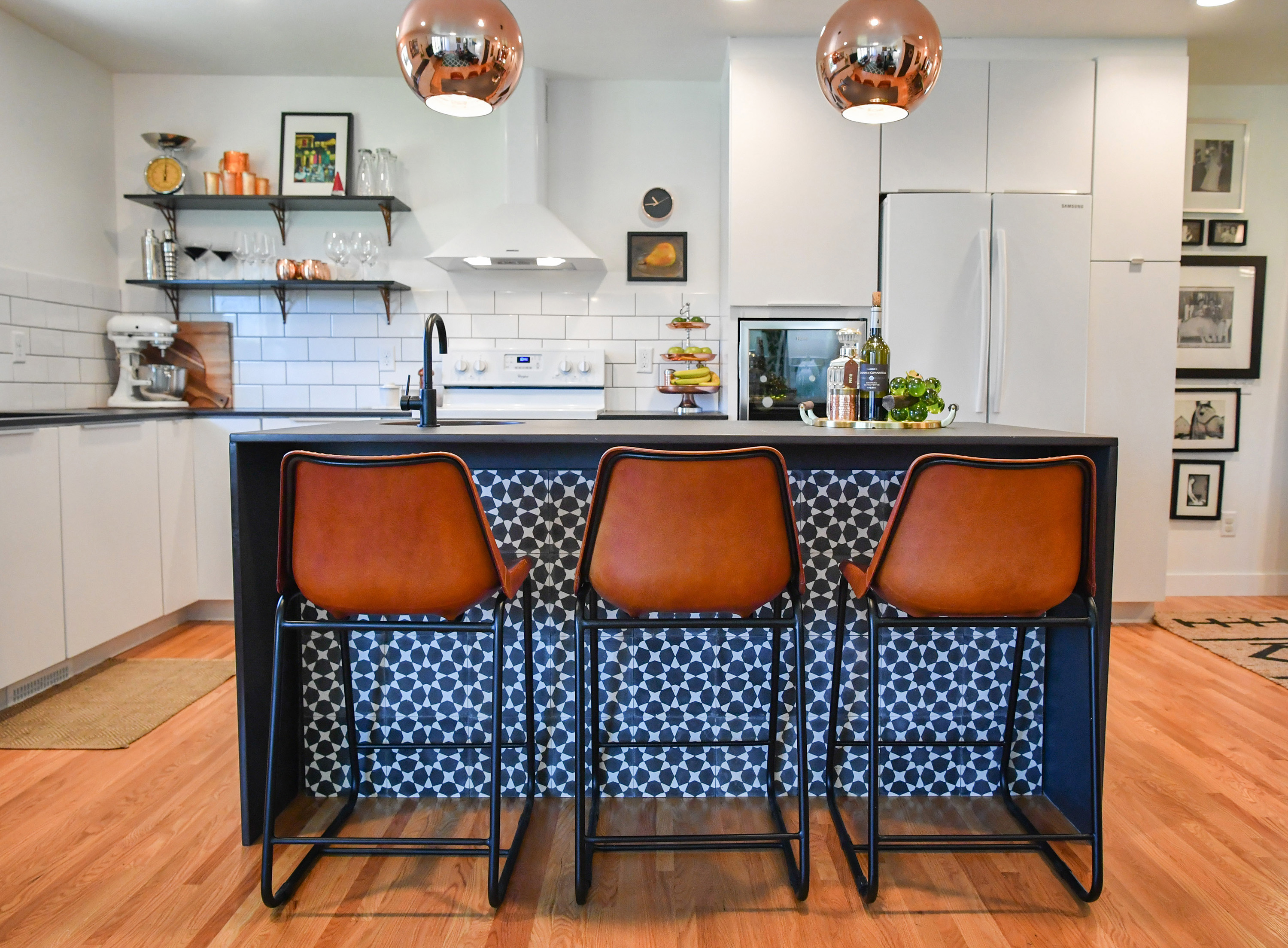 How a Minn. family downsized to a designer duplex built in 60's