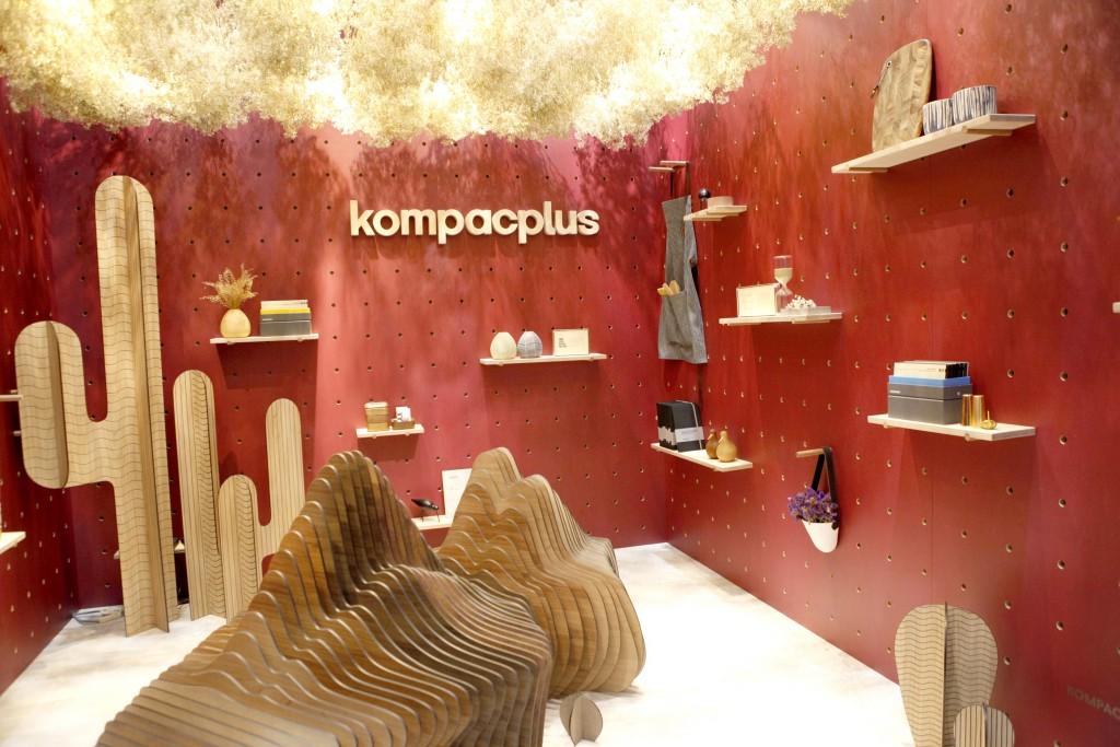 吉隆坡建筑嘉年华(KLAF)——展品融合了功能与装饰的特点。