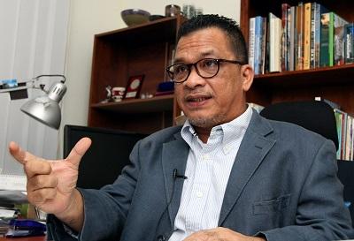 Malaysian Institute of Planners (MIP) president Ihsan Zainal Mokhtar