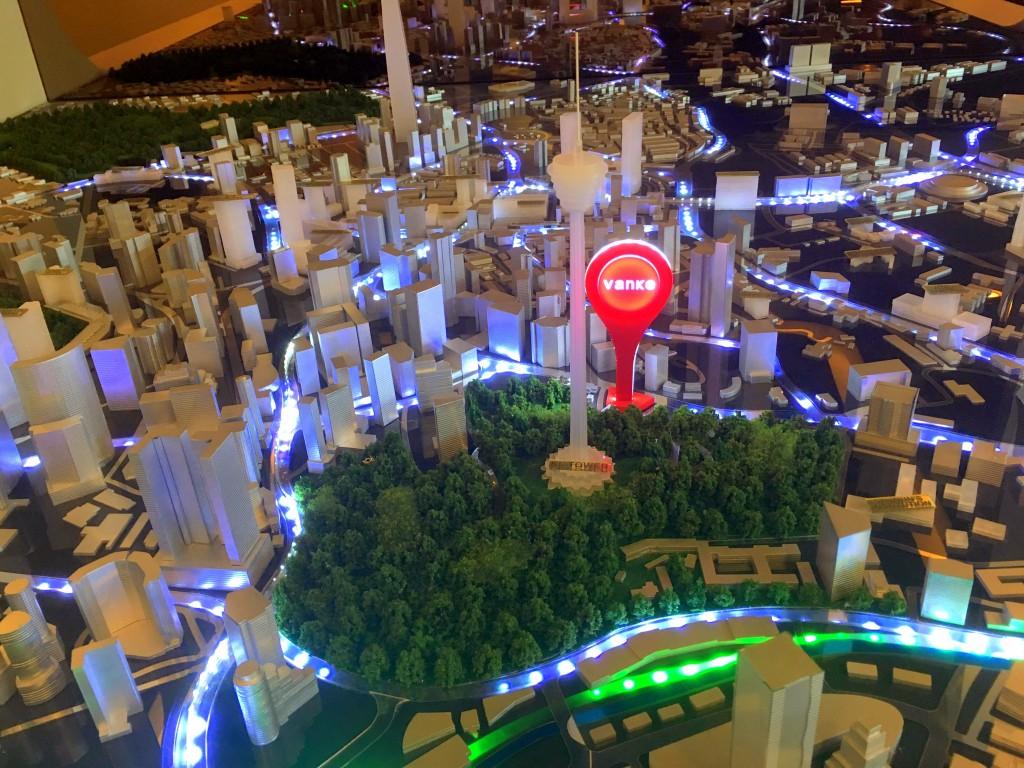 万科在大马的第一项地产项目位于较为敏感的首都市中心热带雨林保留区旁,到目前为止还没得到政府放行。