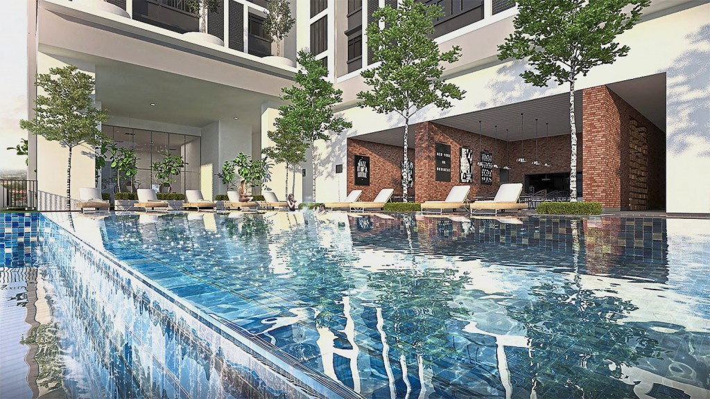Top-notch facilities at Chambers Kuala Lumpur make it highly appealing to first-time home buyers, upgraders and investors.