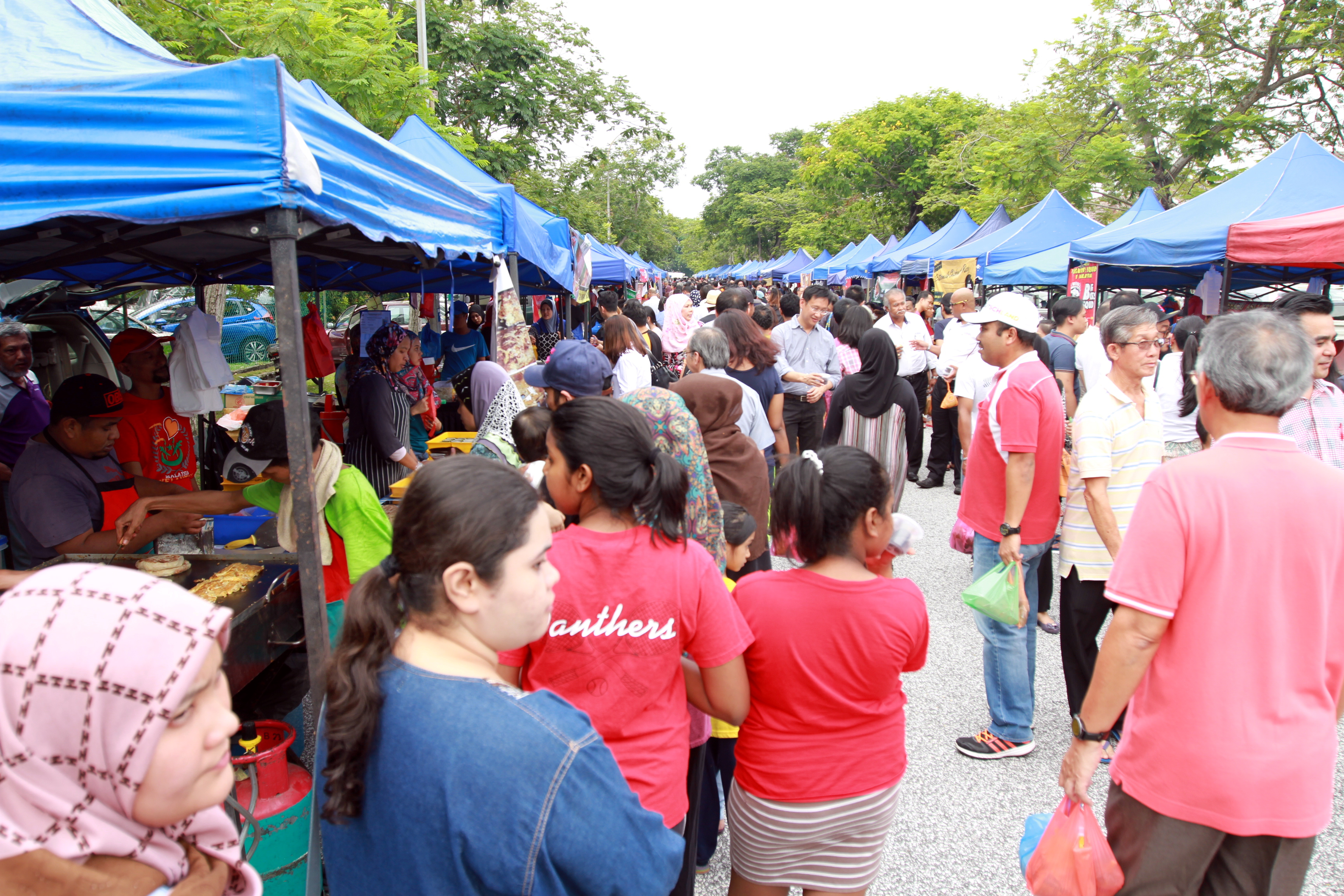 5 Biggest Ramadhan Bazaars in the Klang Valley