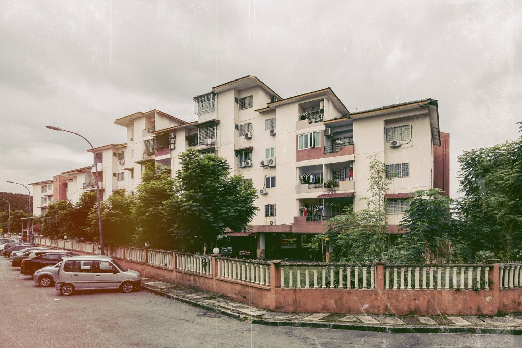 Completed in 1992, La Villa Setapak marks UOA's humble beginnings as a property developer with its first residential development.