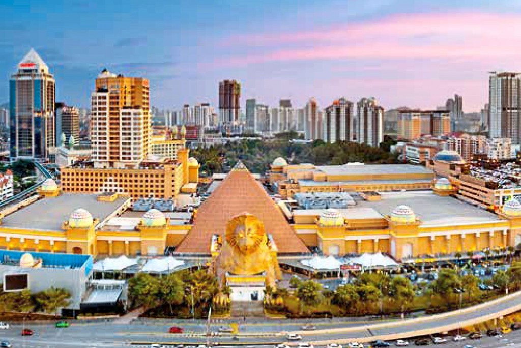 The thriving Sunway Pyramid keeps itself fresh and exciting with new branded tenants.