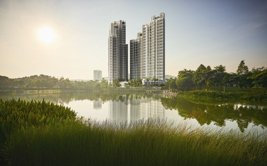 Overlooking a scenic lake, Park Regent's status as a highly sought-after development is attested by the result of the Priority Sales Event on 27 and 28 July 2019 with more than 70% of the units sold.