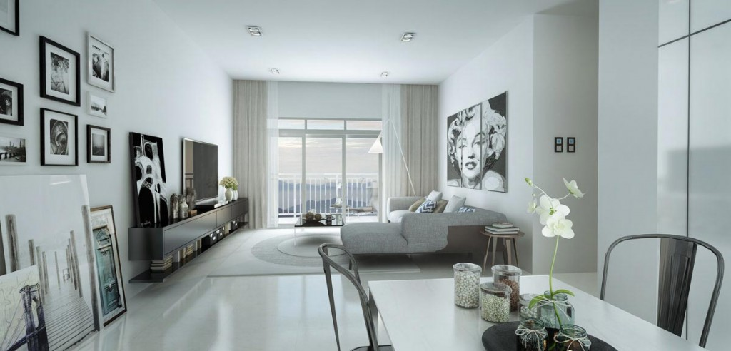 Desires are realised through the affluent styles featuring practicality, safety and amenities.