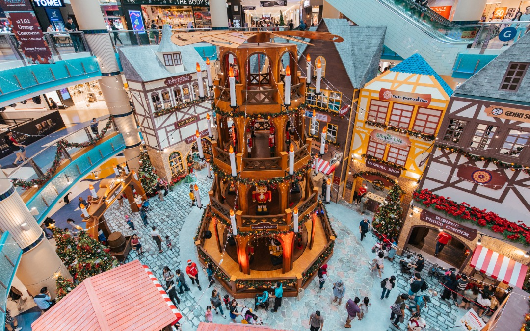 Image result for sunway pyramid christmas decoration 2019