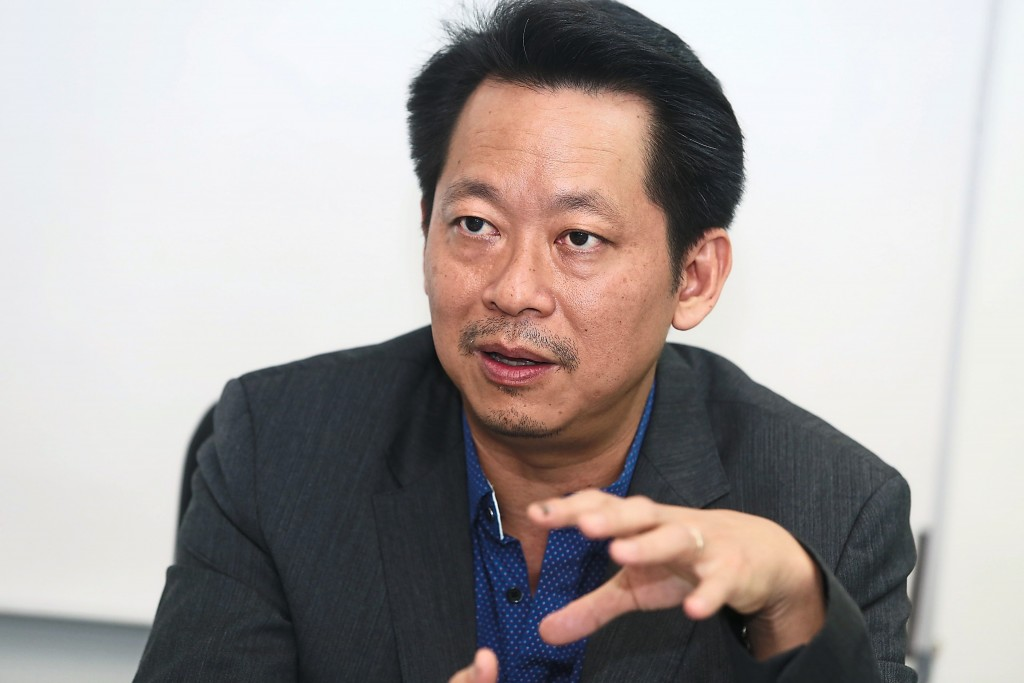 Khong said the movers' strong branding, good track record and the number of on-going projects put them on the list.