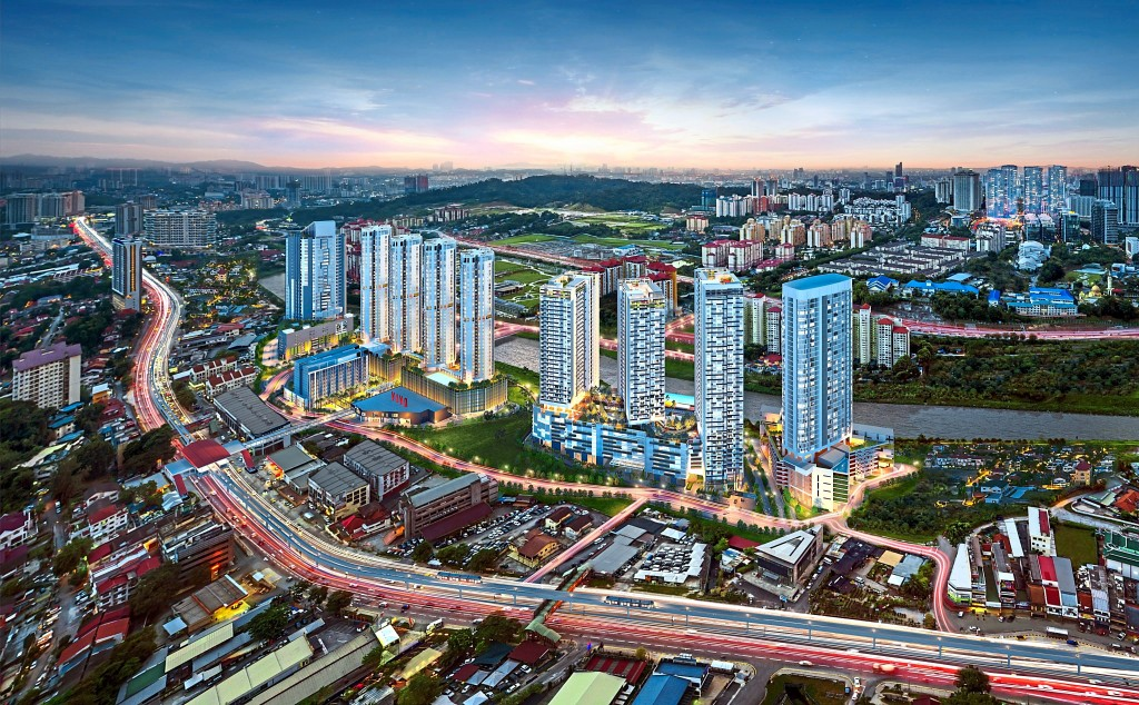 Registering at a gross development value of RM872mil, TRIA Seputeh consists of 734 residential units.