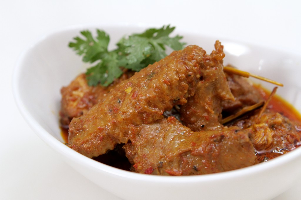Five easy Malaysian meals chicken rendang
