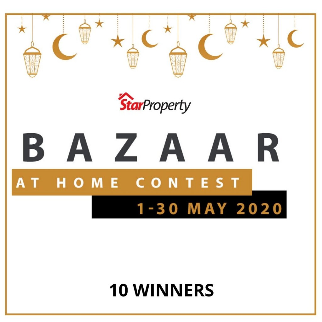 starproperty bazaar at home winners