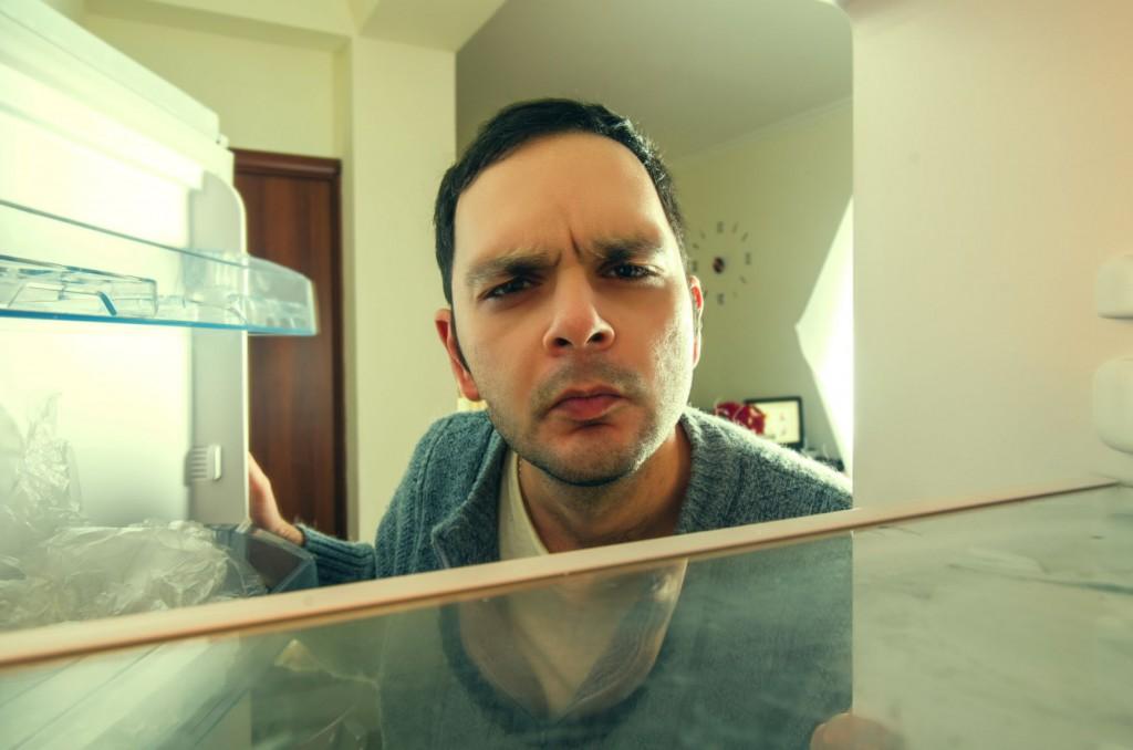 Imagination is needed when repurposing a refrigerator