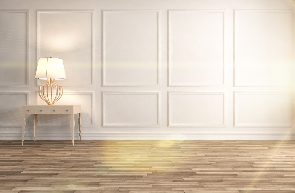 Wainscoting returns as a popular interior design trend in Malaysia