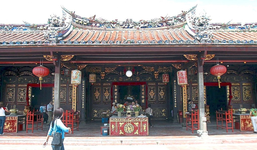 Built-in 1646, the Cheng Hoon Teng temple is billed as the oldest Buddhist place of worship in Malaysia.