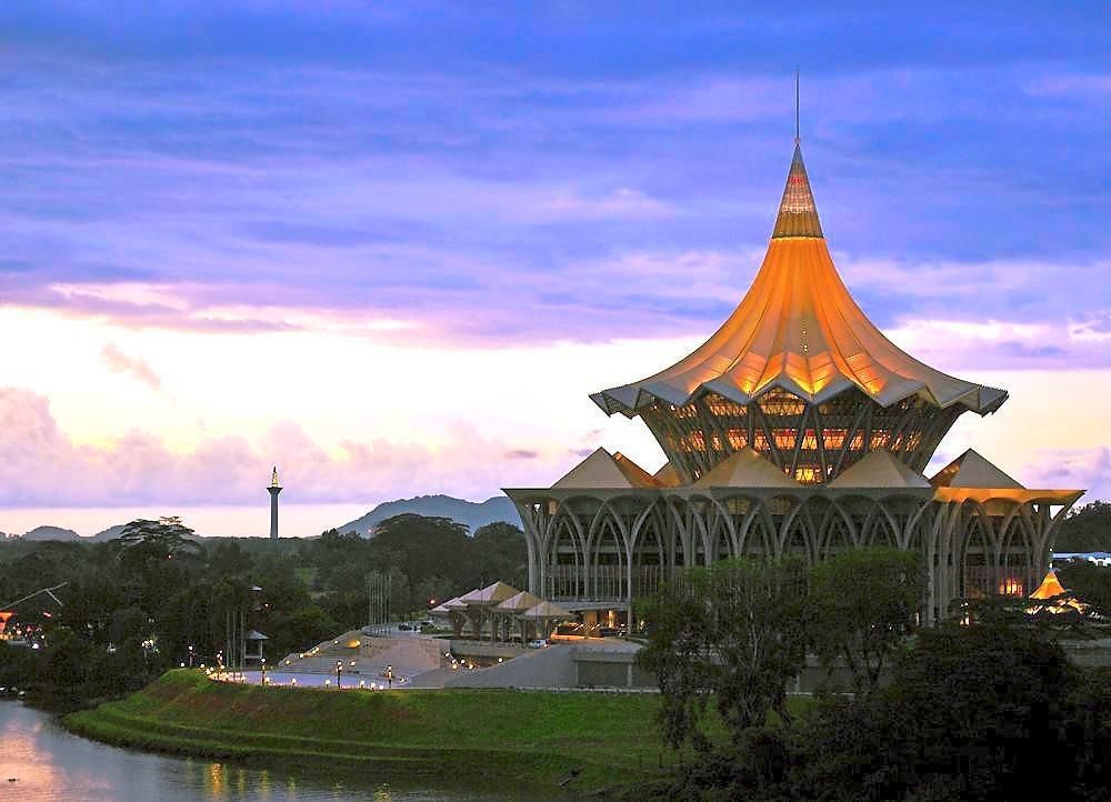 Dewan Undangan Negeri Sarawak.