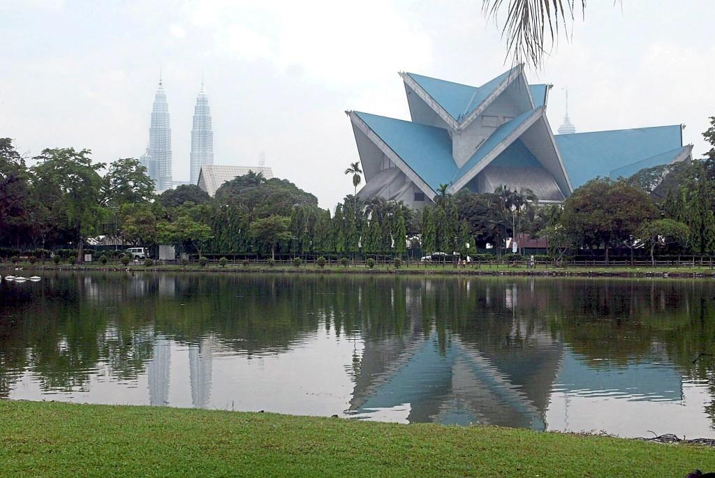 Istana Budaya.