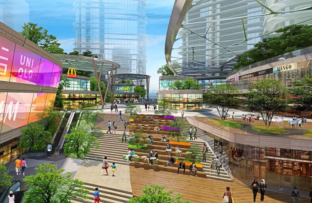 SGT will be a global business hub which offer premium Grade A premises, smart offices and robust digital infrastructure in a safe and secured environment.