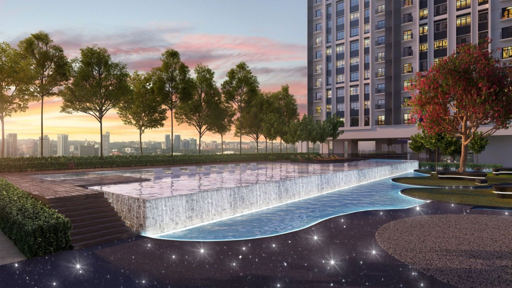 The facility deck comprises over 35 facilities, specially curated, to help forge a stronger bond within the community.