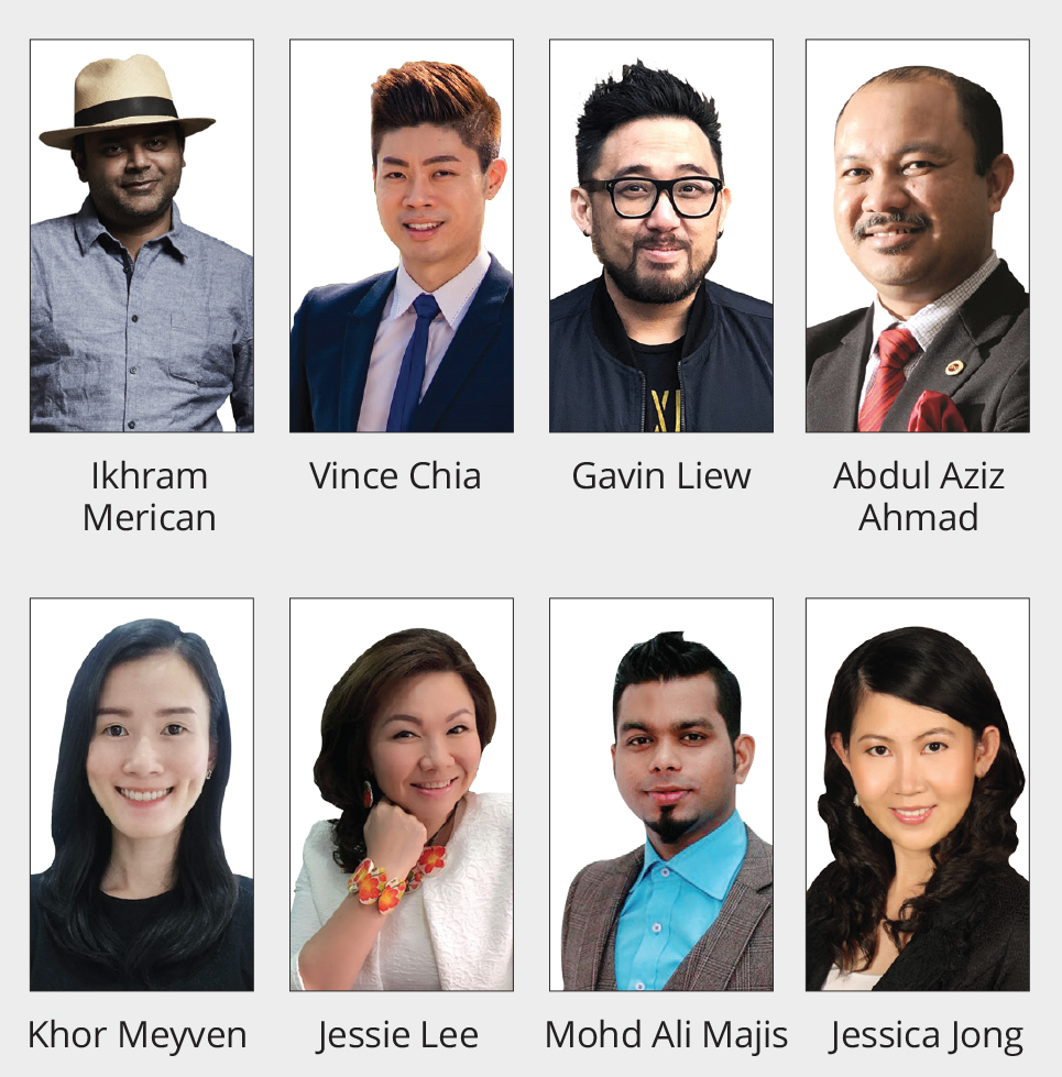 Among the prominent faces who have spoken during the StarProperty Virtual Fair.