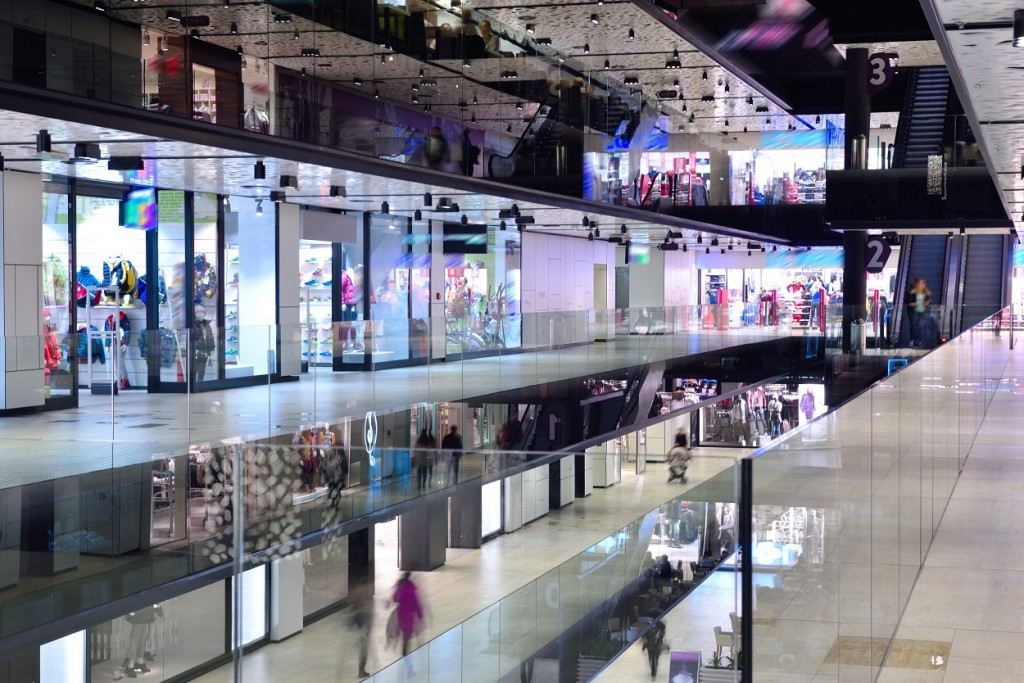 Brick and mortar shops are losing their effectiveness as commerce takes wing into the digital world.