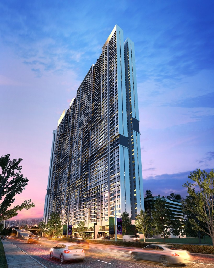 M Vertica, slated to be the tallest residential tower in Cheras, spans 11.25 acres, with a gross development value of RM2.2bil.